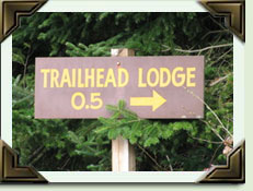 Trail Head Lodge, Home of Search Team 5-1